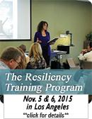 The Resiliency Training Program